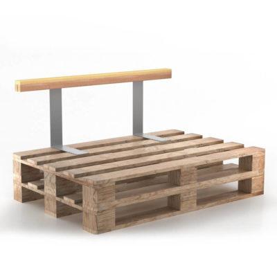 Rückenlehne aus Holz