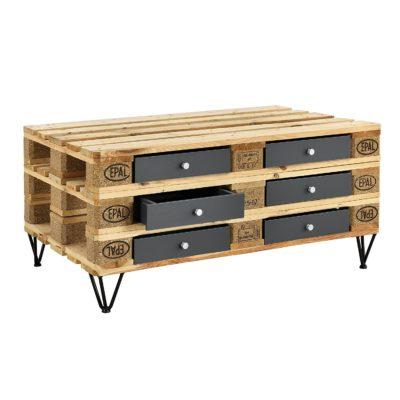 Schublade für Palettenmöbel