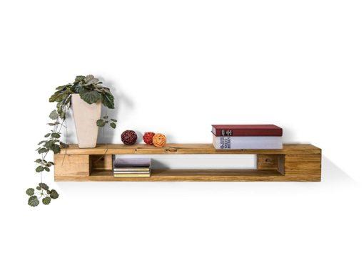 Wand-/Holz-/ Palettenregal in Palettenoptik